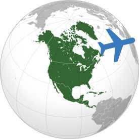 Авиаперевозка грузов Северная Америка-Беларусь