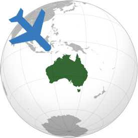 Авиаперевозка грузов Беларусь-Австралия