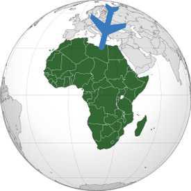 Авиаперевозка грузов Беларусь-Африка