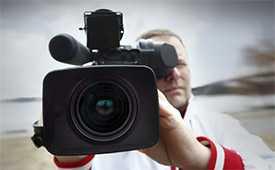 Создание (производство) репортажных видео