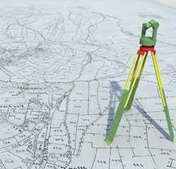 Обновление инженерно-топографических планов