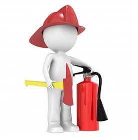Обучение ПТМ (пожарно-техническиому минимуму) специалистов и рабочих