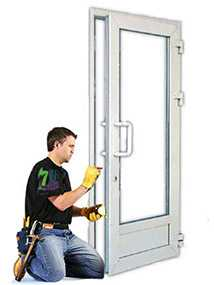 Изготовление и монтаж дверей ПВХ под заказ