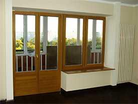 Изготовление и монтаж балконных дверей ПВХ под заказ