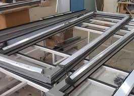 Изготовление алюминиевых окон под заказ