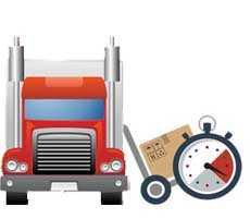 Доставка грузов От двери до двери