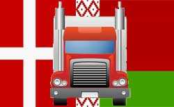 Автомобильные грузоперевозки Дания-Беларусь