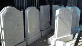 Изготовление и установка памятников из мрамора
