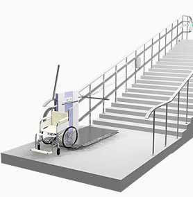 Техническое обслуживание подъемников для инвалидов