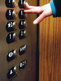 Монтаж внутренних сетей диспетчеризации лифтов