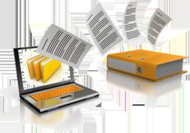 Обработка и внесение первичных документов в информационную базу