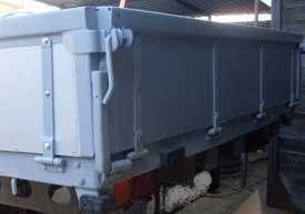 Изготовление дюралевых бортов под заказ
