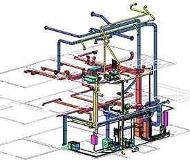 Разработка проектов на строительство гидротехнической части проектов систем водоснабжения и водоотведения