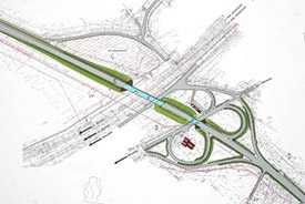 Разработка проектов на строительство автомобильных дорог