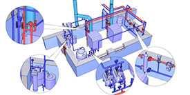 Разработка проектов на строительство производственных котельных