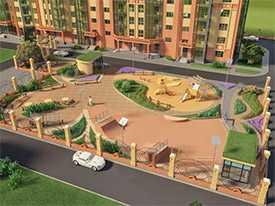 Разработка проектов на строительство объектов внешнего благоустройства