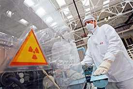 Проведение лабораторных исследований по определению радиоактивного загрязнения сточных вод и осадков сточных вод