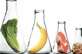Проведение лабораторных исследований по определению радиоактивного загрязнения пищевых продуктов