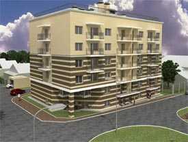 Реконструкция жилых зданий и сооружений