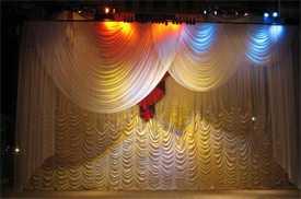 Изготовление и пошив падуг (для сцены)