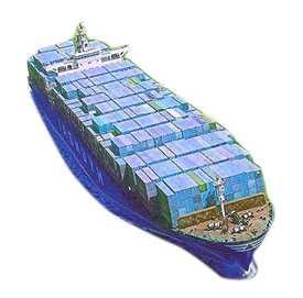 Доставка грузов морским транспортом из портов Европы и Средиземноморья