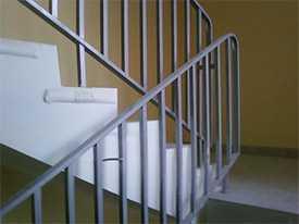 Изготовление лестничных ограждений (перил)