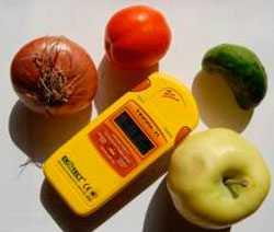 Проведение радиологического исследования пищевых продуктов
