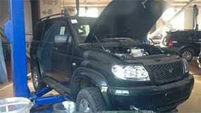 Диагностика, ремонт, замена всех узлов и агрегатов автомобилей УАЗ с поставкой запчастей