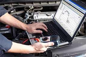Диагностика электронных систем управления двигателем автомобилей УАЗ