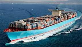 Морские грузоперевозки сборных грузов