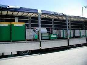 Перевозка грузов для выставок автомобильным транспортом