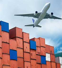 Экспедирование грузов авиационным транспортом