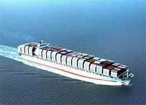 Доставка грузов от двери до двери морским транспортом