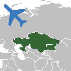 Авиаперевозки грузов Казахстан-Беларусь