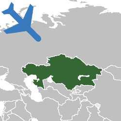 Авиаперевозки грузов Беларусь-Казахстан