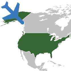Авиаперевозка грузов Беларусь-США