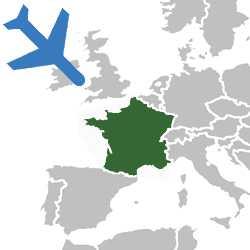 Авиаперевозка грузов Беларусь-Франция