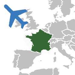 Авиаперевозка грузов Франция-Беларусь