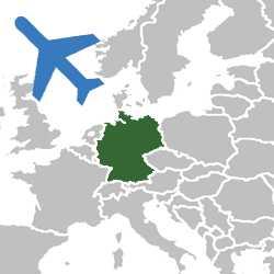 Авиаперевозка грузов Германия-Беларусь