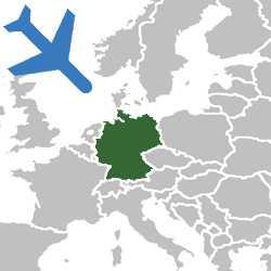 Авиаперевозка грузов Беларусь-Германия