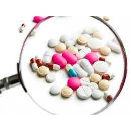 Услуга контроля качества лекарственных средств и фармацевтических субстанций