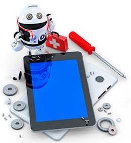 Постгарантийный ремонт и обслуживание планшетов LENOVO