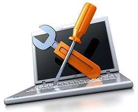 Постгарантийный ремонт и обслуживание ноутбуков DELL