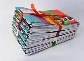 Печать брошюр, изготовление брошюр