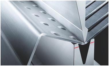 Гибка листового металла толщиной до 10 мм, и шириной до 3000 мм