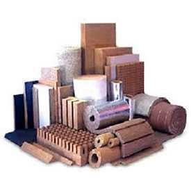 Поставка сырьевых продуктов для производства строительных материалов.