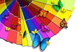 Цветопроба (печать образца цветопередачи)
