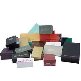 Изготовление картонной упаковки для косметики и прафюмерии
