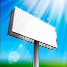 Изготовление рекламных билбордов
