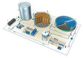 Проектирование очистных сооружений промышленных сточных вод